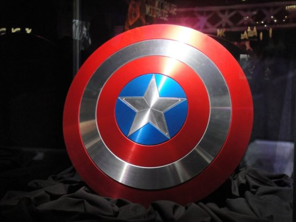 Captain America's Shield and Trade Secrets?