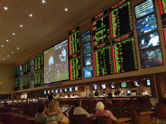 Upping The Ante: Single-Game Sports Betting