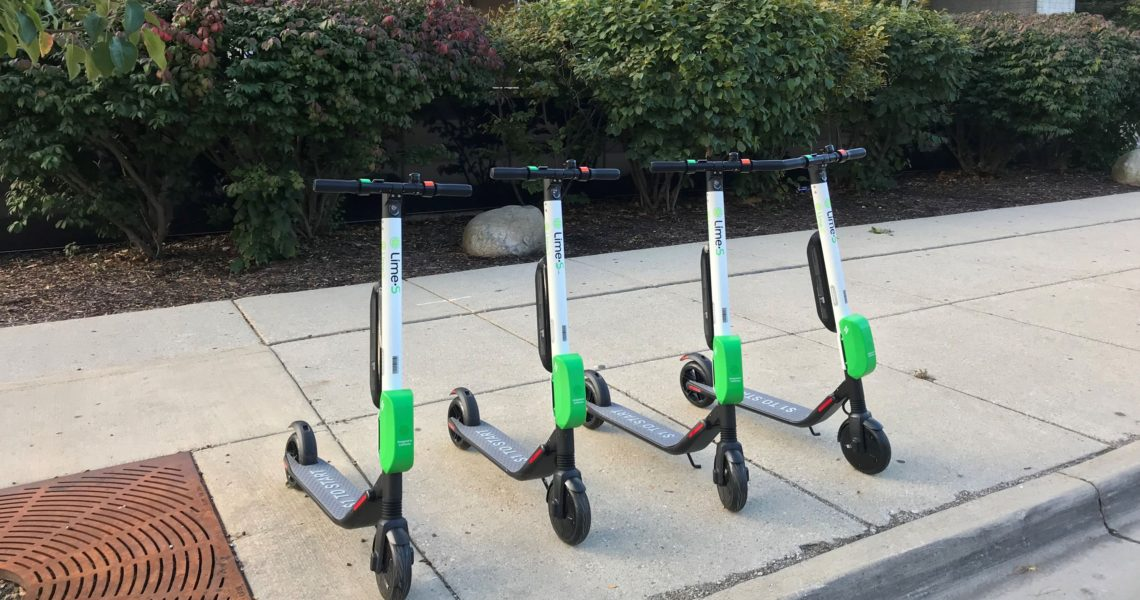 E-Scooters: Phoenix's Experience with E-Scooters