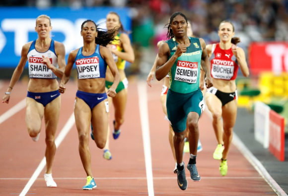 Too Good to be True: The Regulation of Intersex Athletes' Testosterone Levels