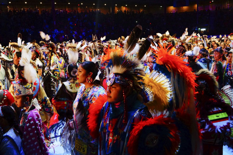 Quarantined Culture: The Pandemic's Impact on the Powwow Circuit in Indian Country